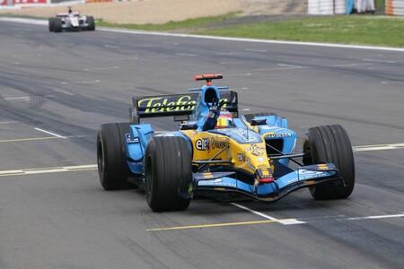 Alonso Nurburgring F1 2005