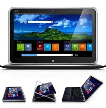 Dell XPS convertible
