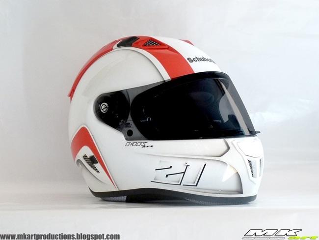 como cambiar el visor de un casco