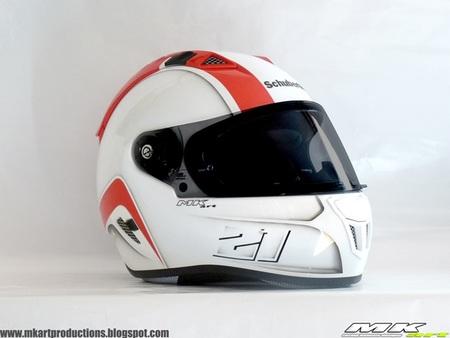 Cómo personalizar un casco