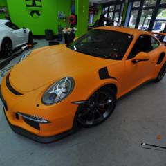 Foto 1 de 12 de la galería porsche-911-gt3-rs-naranja-mate en Motorpasión
