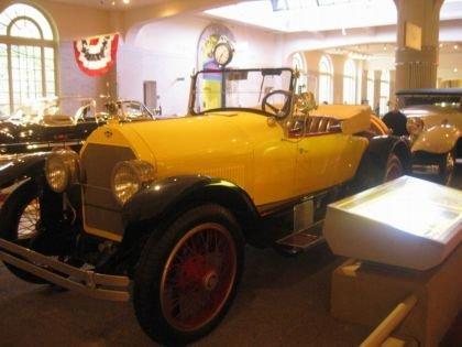 1923 Stutz Bearcast Roadster