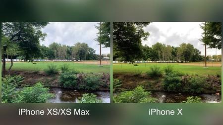 Comparativa XS y X