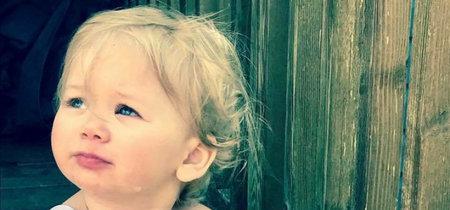 Ivy, la niña con alergia al agua a la que hacen daño sus propias lágrimas