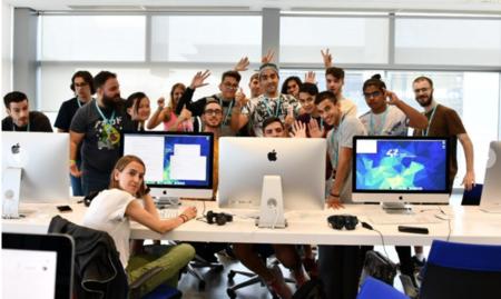 Se buscan mayores de 18 años para formarse en programación sin coste alguno y a través de la gamificación