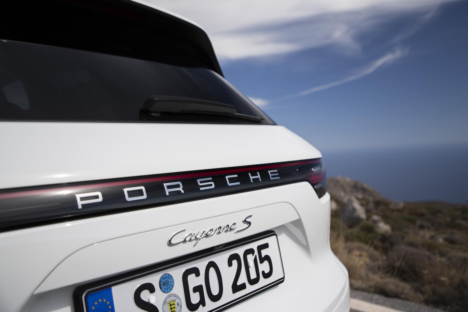 Foto de Porsche Cayenne S 2018 (26/57)