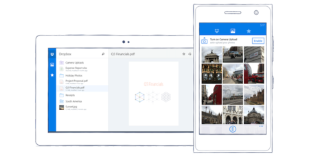 Dropbox finalmente llega a Windows Phone