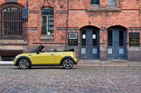 El nuevo Mini Cabrio