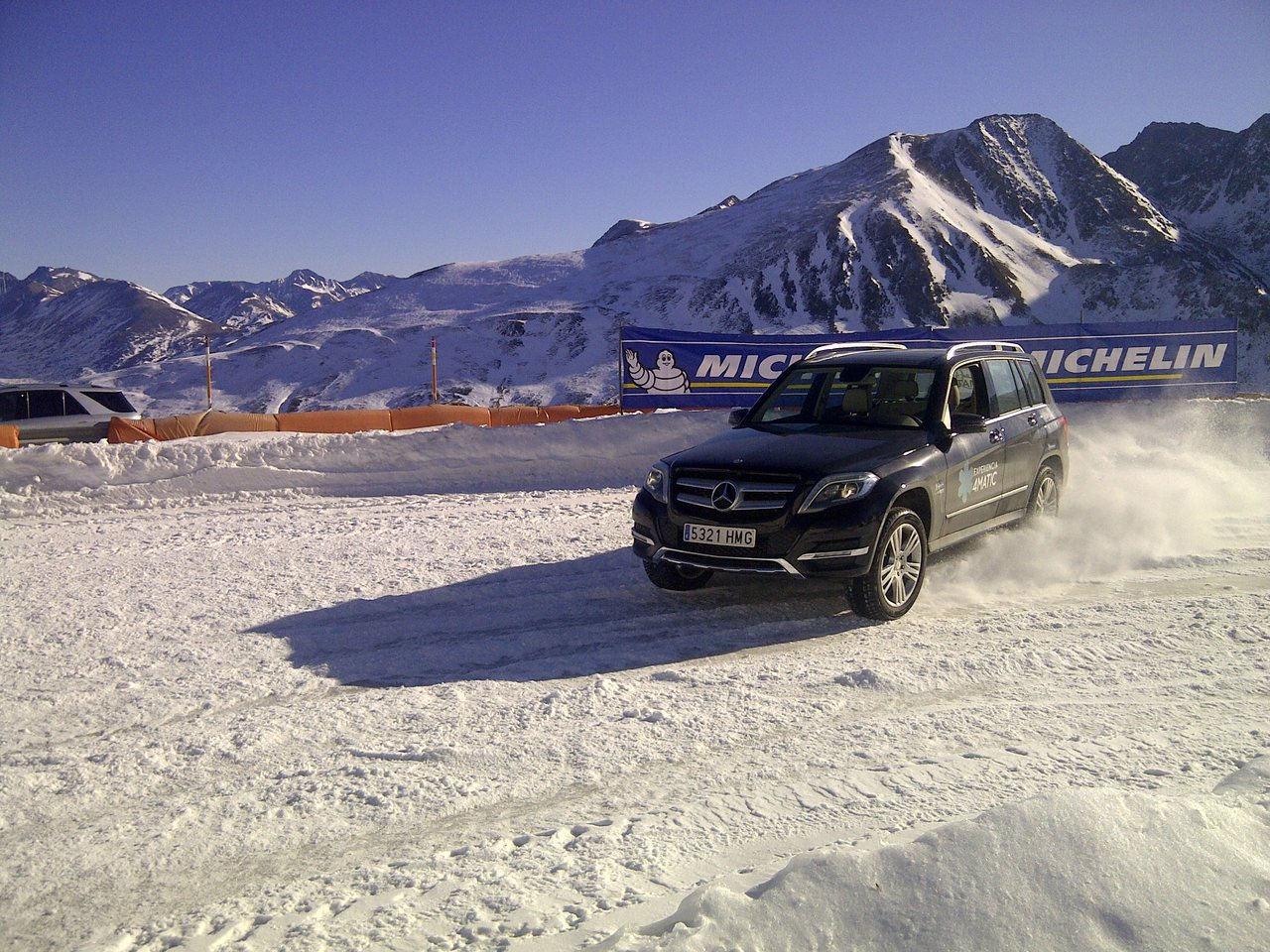 Foto de Michelin Pilot Alpin y Michelin Latitude Alpin (fotos oficiales) (3/18)
