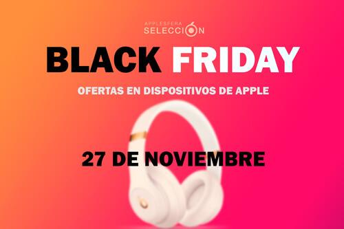 Semana del Black Friday: las mejores ofertas en productos Apple, hoy 27 de noviembre