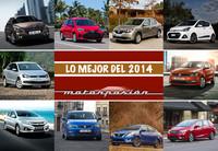 Mejor auto subcompacto, lo mejor del 2014 en Motorpasión México