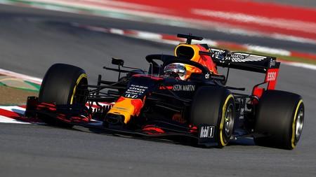 Albon Formula 1 2020