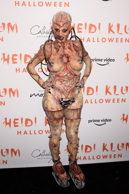 Heidi Klum Halloween 2019 1