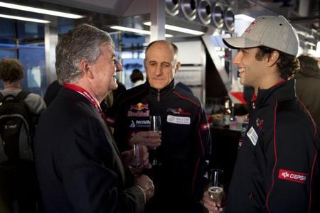 Para Franz Tost, Daniel Ricciardo será el elegido de Red Bull