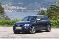 Audi SQ5 TDI, prueba (parte 1)