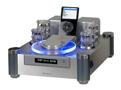 Shanling MC-30, dock para el iPod y amplificador a válvulas