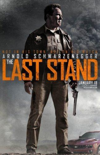 El cartel de The Last Stand