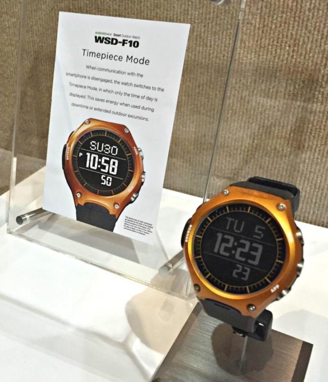 Casio Wsd F10 Ces 2016