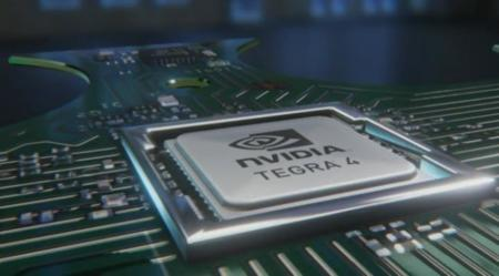 Nvidia Tegra 4, el chip más rápido para tablets