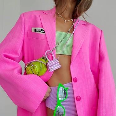 Clonados y pillados: el blazer rosa de Jacquemus también lo firma Bershka (y nos encanta)
