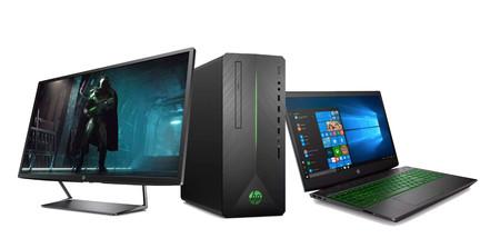 """HP se mete en la gama de entrada """"gaming"""" con la línea Pavilion: ordenadores y monitores por debajo de los 1.000 dólares"""