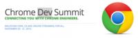 Chrome Dev Summit, Google anuncia una conferencia dedicada a Chrome en noviembre