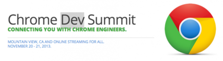 Chrome Dev Summit, Google anuncia una conferencia dedicada a Chrome en noviembre