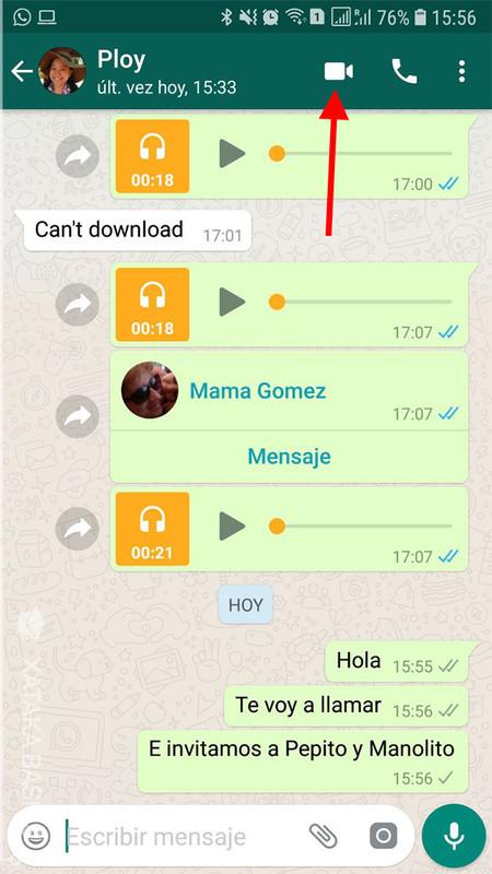 Video Whatsapp 1