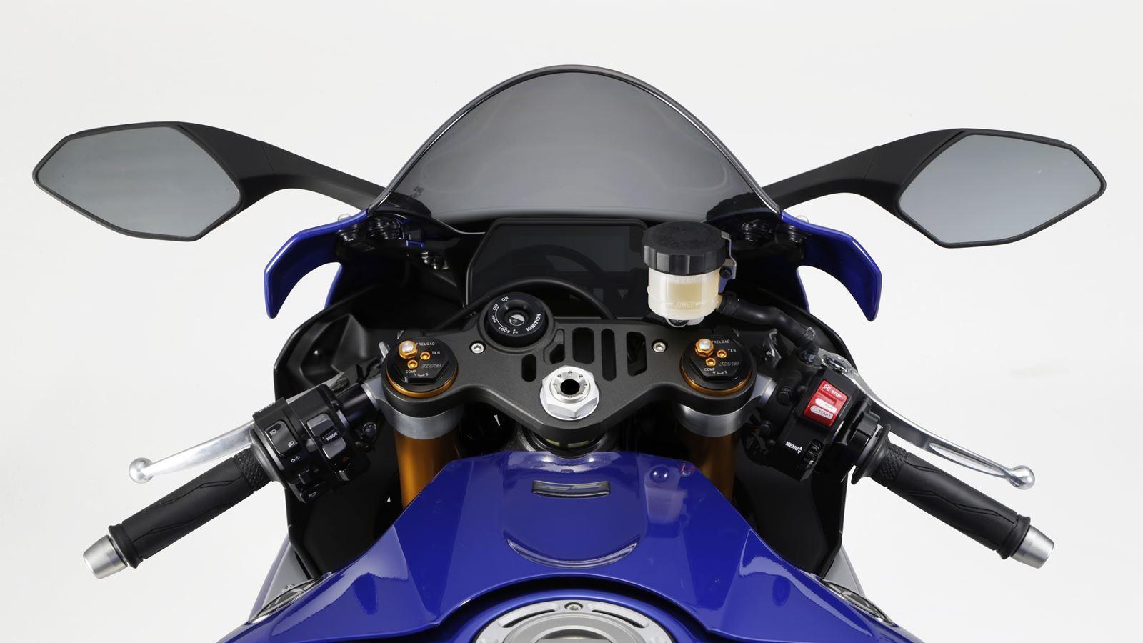 Yamaha YZF-R1 2015 (23/48)