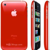 El iPhone 3G product RED podría ser una realidad en navidad