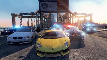 'Need for Speed: Most Wanted' en PS Vita será casi el mismo que en PS3