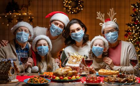 Recomendaciones de los pediatras para pasar una Navidad segura en familia y protegidos del Covid