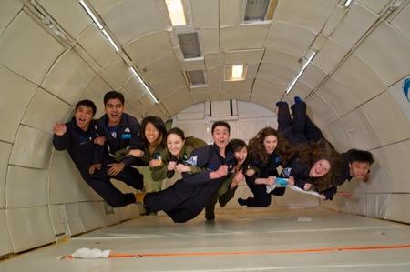 Las bacterias y la araña cebra viajarán al espacio como las ganadoras del concurso YouTube SpaceLab