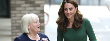 Kate Middleton o cómo lucir un vestido muy similar a uno del año pasado (pero con dos grandes diferencias)