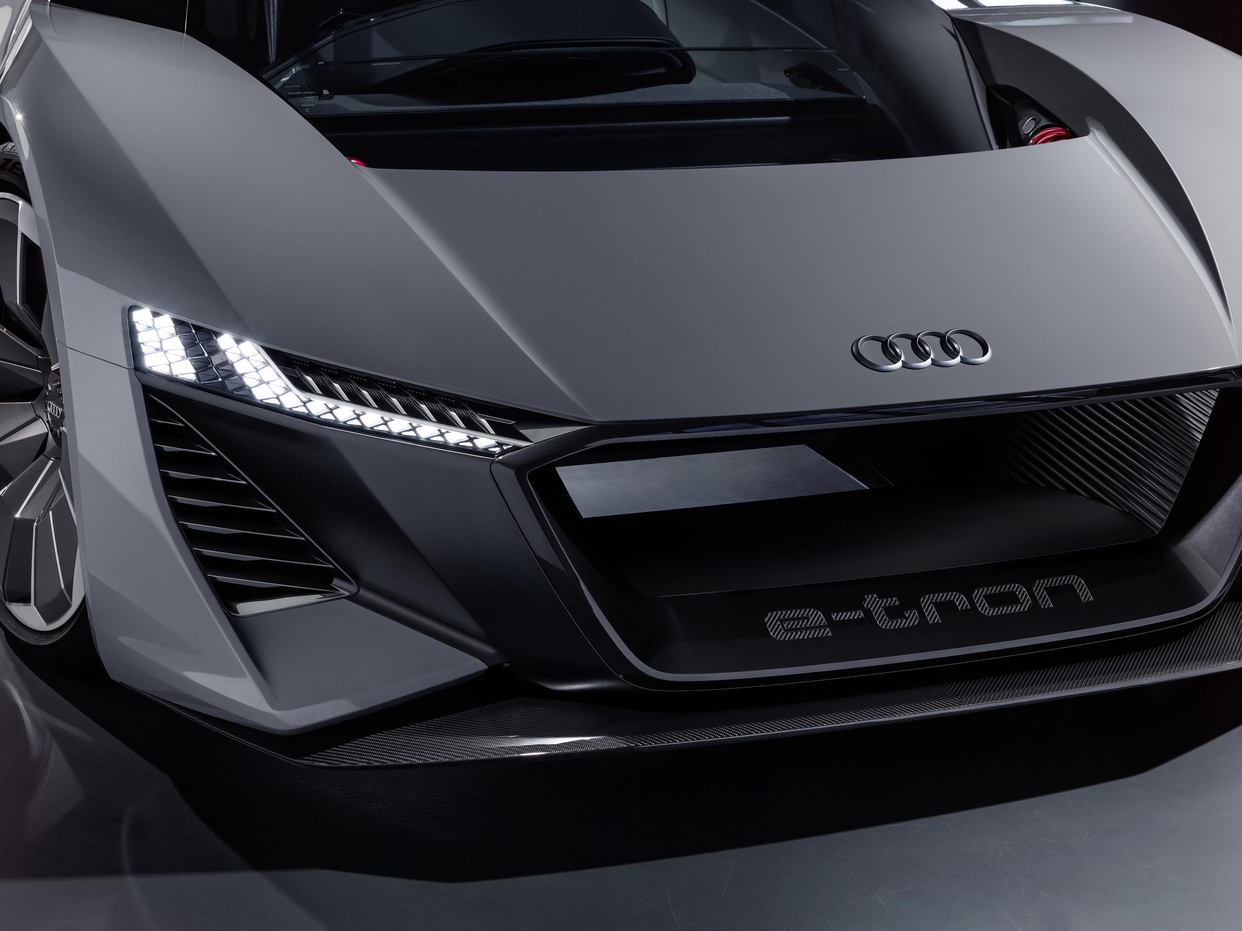 Foto de Audi PB18 e-tron Concept (1/10)
