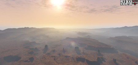 El mapa de Red Dead Redemption se ha adaptado en Grand Theft Auto V gracias a un mod