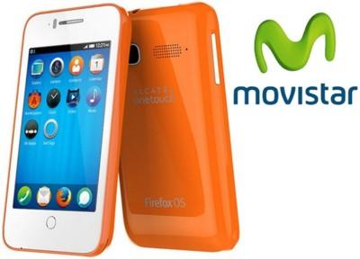 Movistar incorpora el Alcatel OT Fire C, otro Firefox OS que hoy llega a España