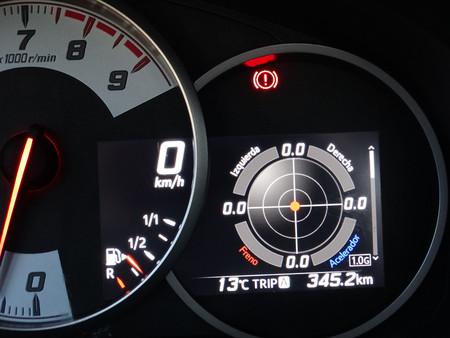 Velocidad Prueba Toyota Gt86 Detalles Interiores