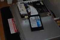 Apple TV equipada con un disco SSD
