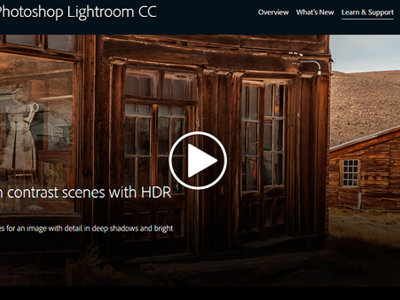 Lightroom 6, Lightroom CC y Camera RAW 9: todo lo que necesitas saber