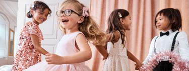 Primark, Zara, Mango y H&M tienen los looks de fiesta de niños y niñas más ideales para brillar en las noches más especiales