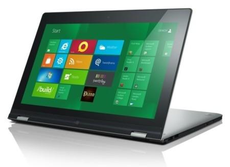 Los portátiles Windows 8 con pantalla táctil van ganando terreno