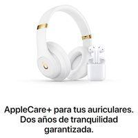 Apple lanza planes de AppleCare+ para los AirPods, Powerbeats Pro y más auriculares