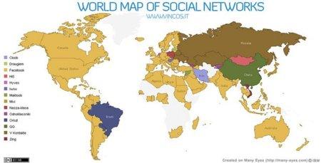 ¿Podrían las redes sociales estar fragmentando Internet?