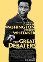 Nuevo póster de 'The Great Debaters', de Denzel Washington