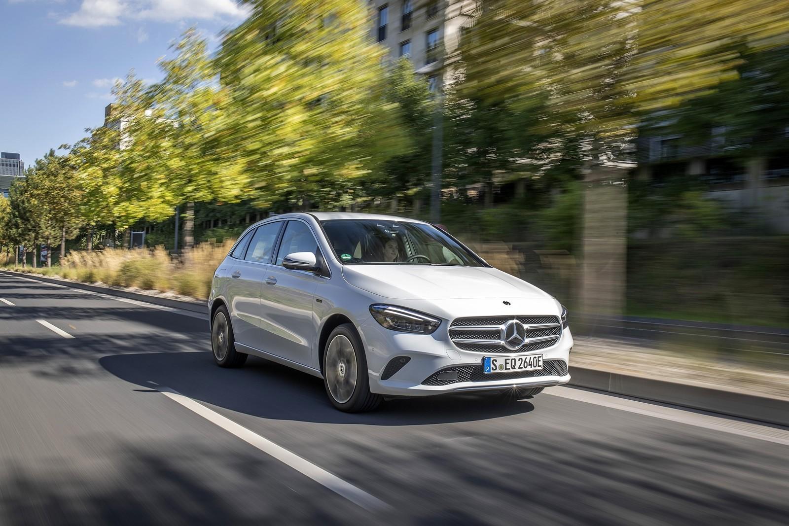 Foto de Mercedes-Benz Clase B EQ Power 2020 (5/6)