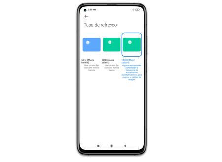 Xiaomi Mi 10t 02 Tasa Refresco