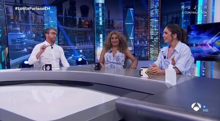 Elena Furiase El Hormiguero Lolita