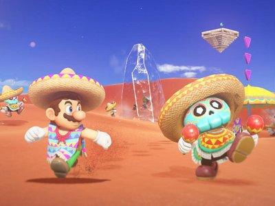 La versión digital de Super Mario Odyssey ocupará 5,7 GB de espacio en Nintendo Switch