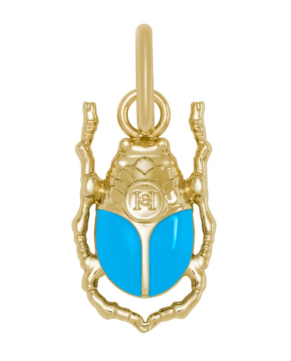 Accesorio Amuleto Escarabajo Carolina Herrera